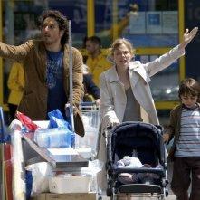 Troppo amici: Vincent Elbaz e Isabelle Carré in una scena familiare tratta dal film