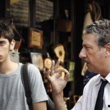 Venuto al mondo: Pietro e Sergio Castellitto in una scena del film