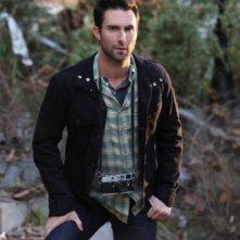 American Horror Story, Asylum - Adam Levine in una scena del primo episodio