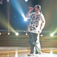 X Factor 6: Ics si esibisce nella prima puntata