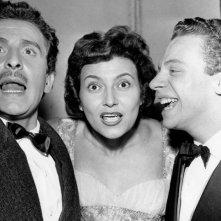 Sanremo 1958, Domenico Modugno, Nilla Pizzi, Johnny Dorelli