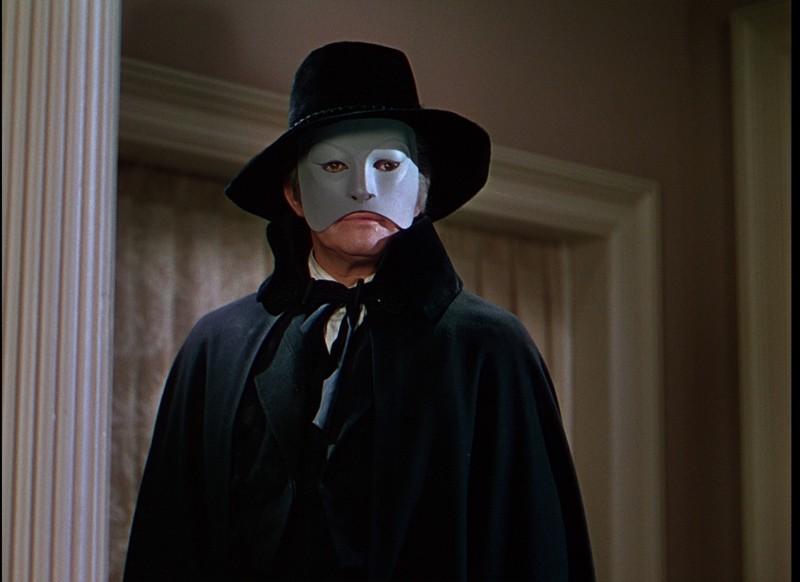 Claude Rains E Il Fantasma Dell Opera Nel Film Del 1943 254992