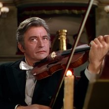 Claude Rains in una scena del film Il Fantasma dell'Opera (1943)