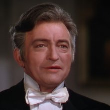 Claude Rains in una sequenza del film Il Fantasma dell'Opera (1943)