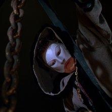 Il Fantasma dell'Opera: Claude Rains in una scena del film