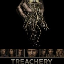 Treachery: la locandina del film
