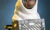E.T. L'extraterrestre atterra da Madame Tussauds