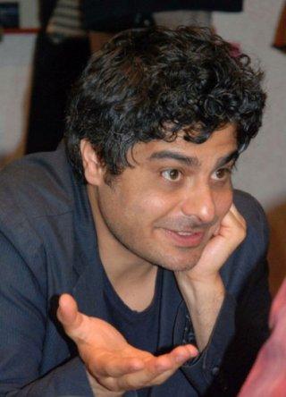 Il regista Agostino Ferrente in una foto promozionale