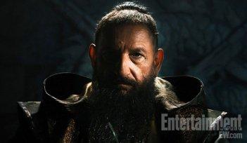Iron Man 3: Ben Kingsley nella primma immagine promozionale de Il Mandarino