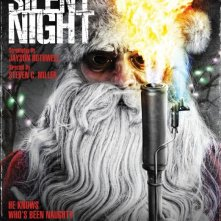 Silent Night: la locandina del film