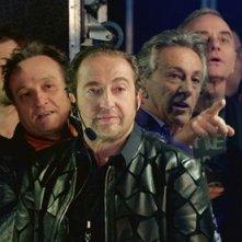 Stars 80: François Feldman, Peter & Sloane, Lio, Patrick Timsit in una scena
