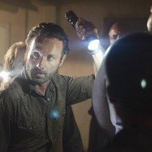 The Walking Dead: Andrew Lincoln è Rick Grimes nell'episodio Il risveglio