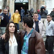 Celia Freijeiro (al centro) in Todo es silencio