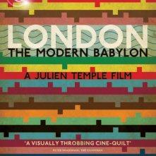 London - The Modern Babylon: la locandina del film