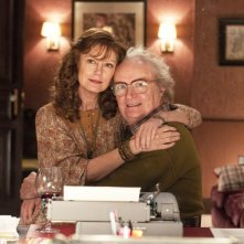 Susan Sarandon stars e Jim Broadbent in Cloud Atlas