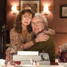 Susan Sarandon stars e Jim Broadbent in Cloud Atlas