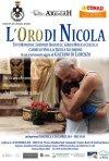 L\'oro di Nicola: la locandina del film