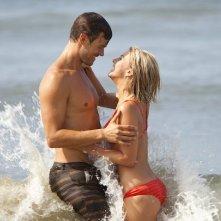 Safe Haven: Josh Duhamel e Julianne Hough giocano tra le onde