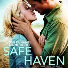 Safe Haven: la locandina