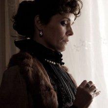 Un milione di giorni: Galatea Ranzi nei panni di Franca Florio in una scena del film