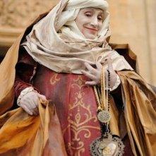 Un milione di giorni: Piera Degli Esposti nei panni de La Santa in una scena