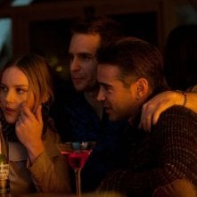 7 psicopatici: Abbie Cornish in una scena del film con Colin Farrell e Sam Rockwell