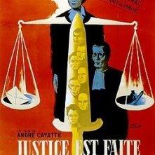 Giustizia è fatta: la locandina del film