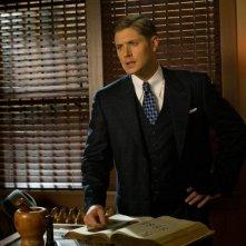 Jensen Ackles nell'episodio Time After Time della settima stagione di Supernatural