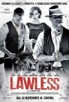 Lawless: la locandina italiana del film