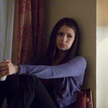 Nina Dobrev in una scena dell'episodio The Departed della terza stagione di The Vampire Diaries