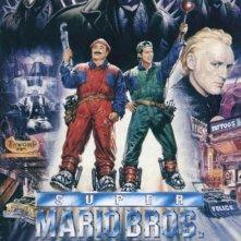 Super Mario Bros.: la locandina del film