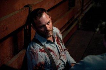 Ty Olsson nell'episodio Blood Brother dell'ottava stagione di Supernatural