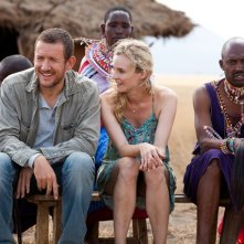 Diane Kruger in Un plan parfait con Dany Boon