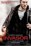 Invasor: la locandina del film
