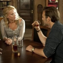 The Walking Dead: un dialogo tra Laurie Holden e David Morrissey nell'episodio Benvenuti a Woodbury