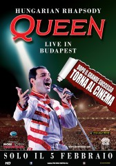 Hungarian Rhapsody: Queen Live In Budapest in streaming & download