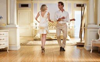 Il volto di un'altra: Laura Chiatti in una scena del film balla con Alessandro Preziosi