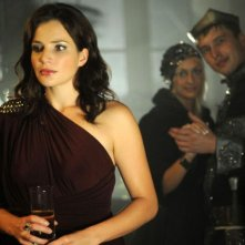Ixjana: Anna Dereszowska in un'immagine dal set