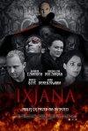 Ixjana: la locandina originale del film