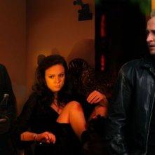 Ixjana: Magdalena Boczarska, Sambor Czarnota e Borys Szyc in una scena