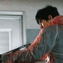 Lessons of Evil: Hideaki Itô in azione in una scena