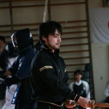 Lessons of Evil: Takayuki Yamada in una scena del film