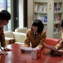 Lessons of Evil: Fumi Nikaidô in una scena del film