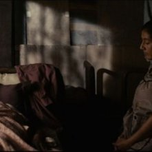 Mai morire: Margarita Saldaña in una scena del film