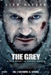 The Grey: la locandina italiana