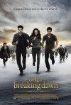 The Twilight Saga: Breaking Dawn - Parte 2: il poster italiano del film