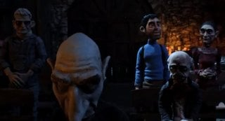 Una sequenza del film d'animazione O Apóstolo