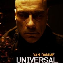 Universal Soldier: Day of Reckoning - Il character poster di Jean-Claude Van Damme