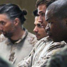 Codename Geronimo: Xzibit con i suoi compagni in una scena del film