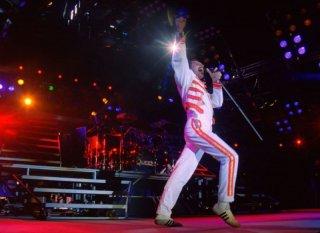 Hungarian Rhapsody: Queen Live in Budapest, Freddie Mercury durante lo storico concerto